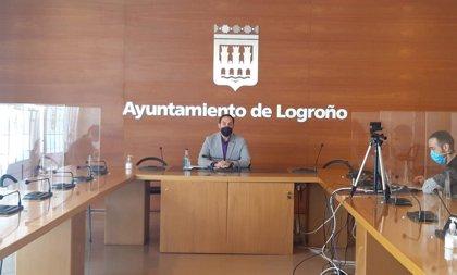 """Las nuevas ayudas para rehabilitación de edificios harán que Logroño tenga un parque de vivienda """"adaptado al siglo XXI"""""""