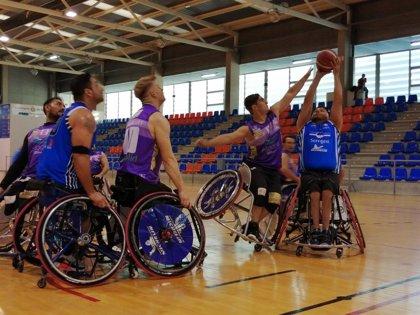 La Liga de baloncesto en silla de ruedas regresa tras siete meses de parón
