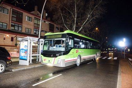 Cerca de 700 mujeres y menores han utilizado el servicio de paradas a demanda en buses nocturnos interurbanos
