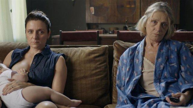 Imagen del cortometraje 'Pequeña'.
