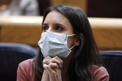 """Montero ve """"bochornoso"""" que Teresa Rodríguez se compare con una trabajadora despedida: """"Cobras tu salario de política"""""""