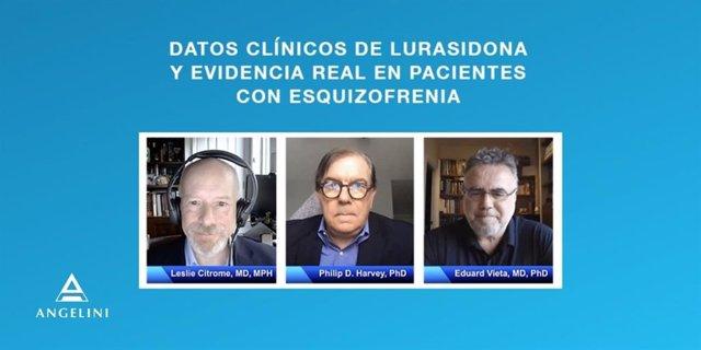 Foro debate de Angelini Pharma España  sobre la Lurasidona.