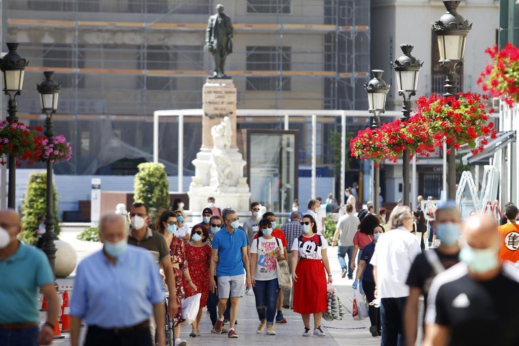 Málaga suma 497 contagios en una jornada con cuatro fallecidos y nuevo brote en residencia de Coín 3