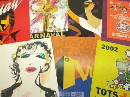 La Biblioteca Valenciana incorpora más de 3.000 carteles de la colección de Enrique Guardiola Belenguer