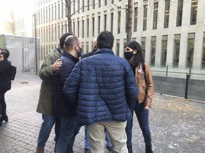 """Vilalta (ERC) tras las declaraciones judiciales por 'Volhov': """"Es un montaje policial"""""""
