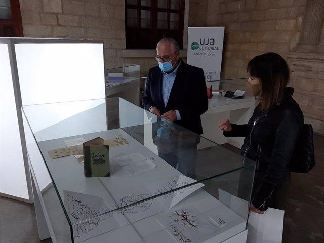 Visita a la exposición 'Libro de Artista'