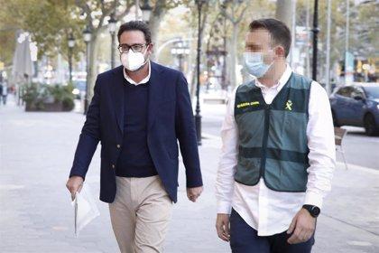 """El juez asegura que Vendrell y Madí intentaron obtener """"rédito económico"""" del Covid"""