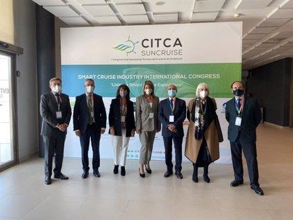 El Puerto de Málaga promociona el turismo de cruceros en la primera edición de Citca Suncruise