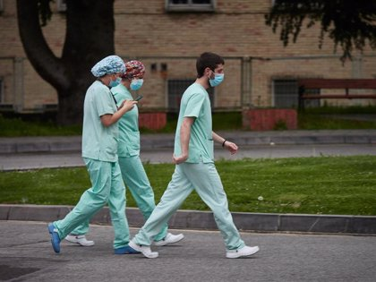 Navarra detecta 580 nuevos casos y cinco fallecimientos en el último día
