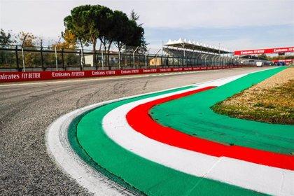 La F1 prueba en Imola su formato de Gran Premio acortado