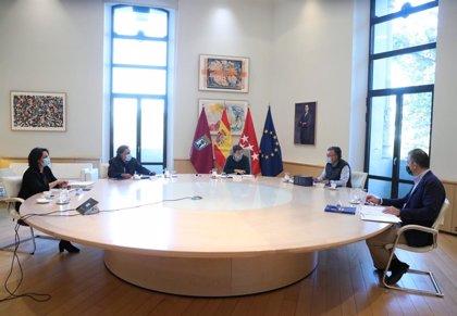 Almeida asegura que sigue el espíritu de Pactos de la Villa y agradece a la oposición que no busquen réditos políticos