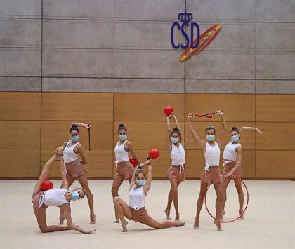 OMS y CSD recogen en un vídeo la estrategia españolade Deporte Seguro ante la COVID-19