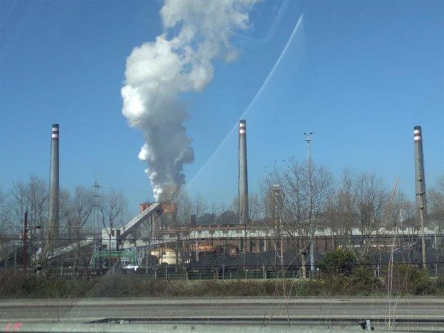 Fábrica de ArcelorMittal