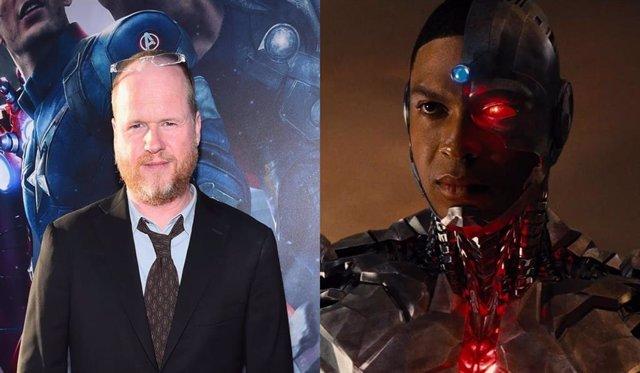 Joss Whedon responde a Ray Fisher y niega haber alterado el color de piel de un actor en Liga de la Justicia