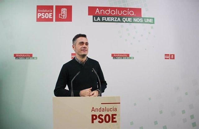 El diputado socialista Felipe Sicilia/Archivo