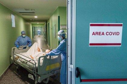 Los contagios vuelven a dispararse en Italia, que suma nuevo récord de más de 31.000 casos