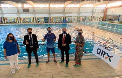 El Ayuntamiento de Granada suma el waterpolo a su oferta de ocio deportivo