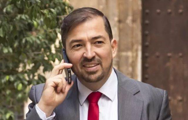 El periodista Pere Valencià