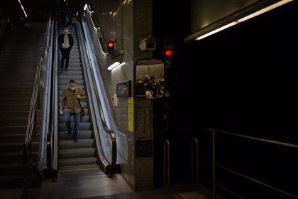 El transporte público del área de Barcelona mantiene el 100% de su oferta este fin de semana