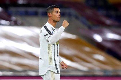 Cristiano Ronaldo da negativo en coronavirus y podrá jugar este domingo