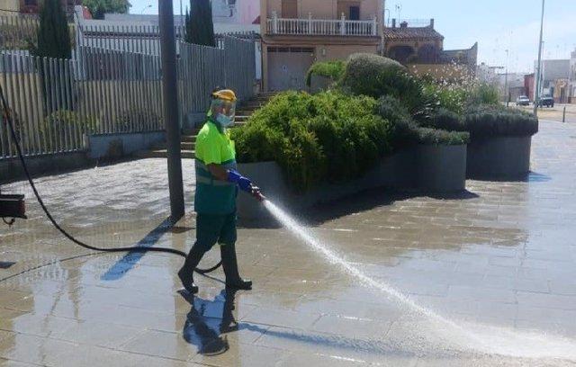 [Sevilla] Np. Medidas Covid Ayuntamiento Alcalá