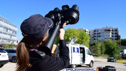 La Policía Nacional forma al primer grupo de agentes especializados en la protección del espacio aéreo