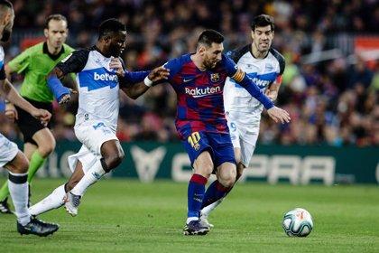 El Barça llega apurado a Mendizorroza