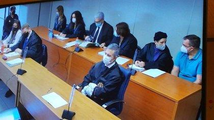 Maje y Salva, culpables del asesinato del marido de ella en Patraix
