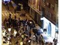 Los disturbios en Cantabria contra el toque de queda se saldan con ocho detenidos y cuatro policías heridos