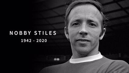 Fallece Nobby Stiles, campeón del mundo con Inglaterra en 1966