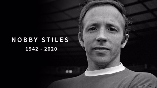 Fallece Nobby Stiles