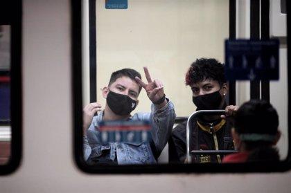 Gobierno Vasco y Consejo Vasco de la Juventud hacen campaña para concienciar del uso de la mascarilla