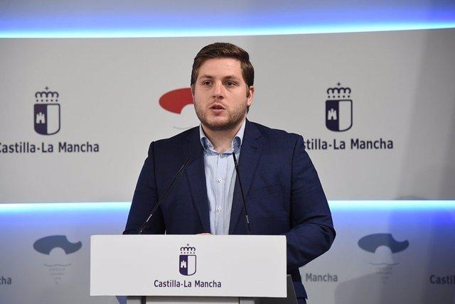 El consejero de Fomento, Nacho Hernando.