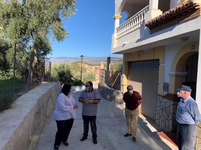 Actuaciones del PFEA en Alcolea
