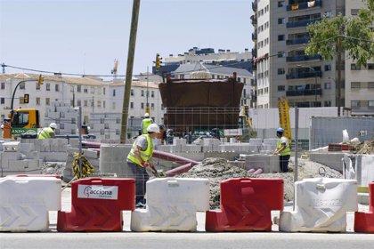 La licitación de obra pública en Andalucía supera los 1.350 millones hasta septiembre, un 30% menos que en 2019