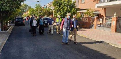 Emasesa sustituye redes de abastecimiento y saneamiento en distrito Este-Alcosa-Torreblanca de Sevilla
