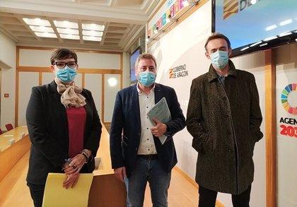 El Gobierno de Aragón presenta la convocatoria de ayudas al alquiler para jóvenes, dotada con 1,9 millones de euros
