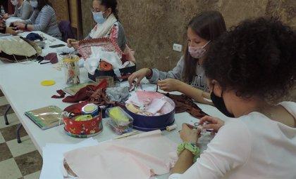 El programa 'Actívate joven y experiencias creativas' de Diputación de Almería se celebra en Purchena, Lúcar y Alicún