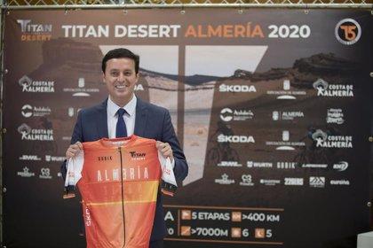 'Costa de Almería' se convierte en el nuevo escenario de la Titan Desert