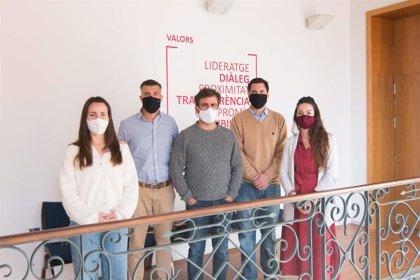 PalmaActiva incorpora tres agentes de ocupación y desarrollo local para promover la actividad económica de Palma