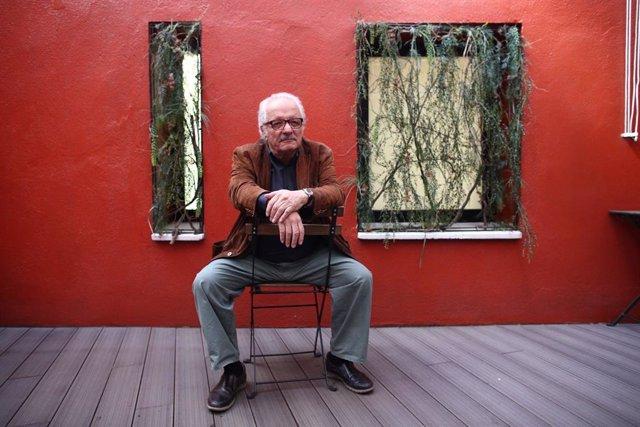 L'escriptor Javier Reverte.