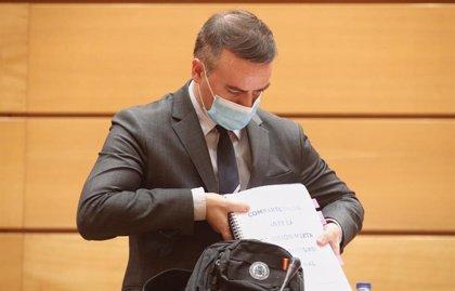 """El PP acusa al Gobierno de aplicar """"el rodillo"""" parlamentario para vetar comparecencias clave en la Comisión de PGE"""