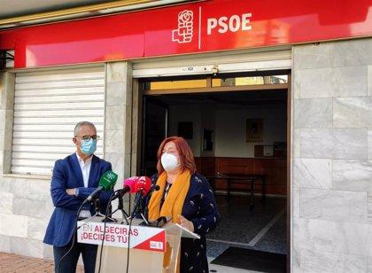"""El PSOE destaca el """"mimo"""" de Sánchez al Campo de Gibraltar al destinar la mitad de los PGE a la comarca"""