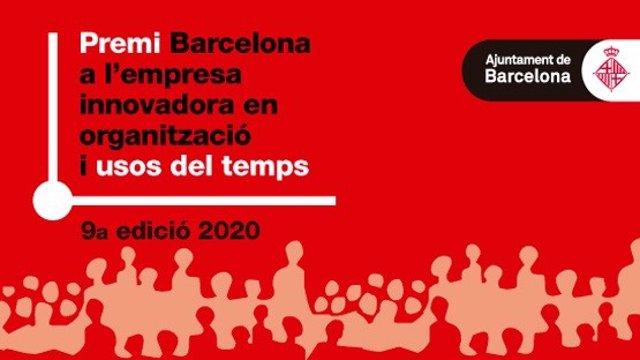 L'IX Premi Barcelona a l'Empresa Innovadora obre aquest diumenge el termini d'inscripció.