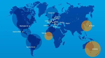 La Generalitat de Cataluña abrirá tres nuevas delegaciones en Australia, Japón y Senegal