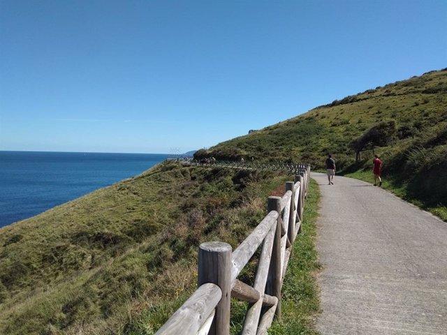 Jornada assolellada a Euskadi