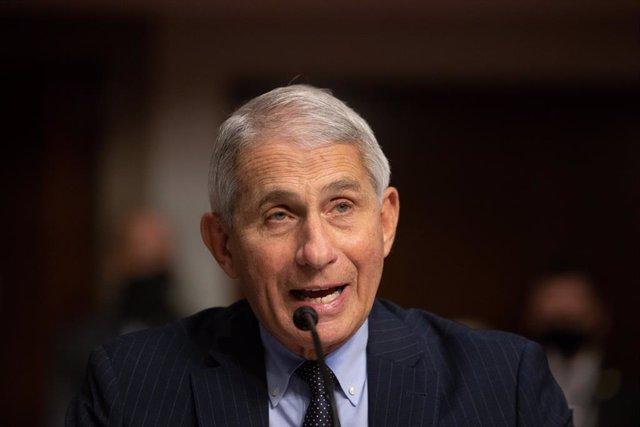 El principal responsable científico en la lucha contra el coronavirus en Estados Unidos, Anthony Fauci.