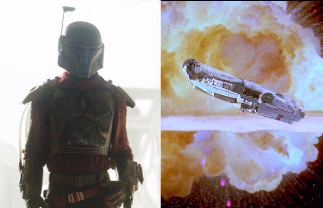 The Mandalorian revela qué pasó en Tatooine tras la destrucción de la 2ª Estrella de la Muerte