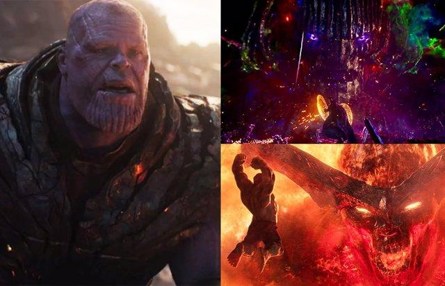 ¿Es Thanos El Villano Más Poderoso Del Universo Marvel?