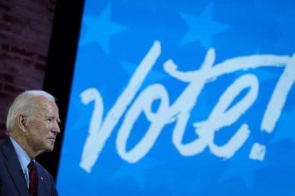 EUA.- Joe Biden, el candidat tranquil